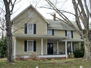 John Henry Pfaff House